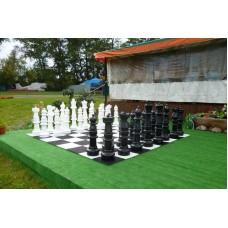 Гігантські садові шахмати СШ-36. Король 915 мм