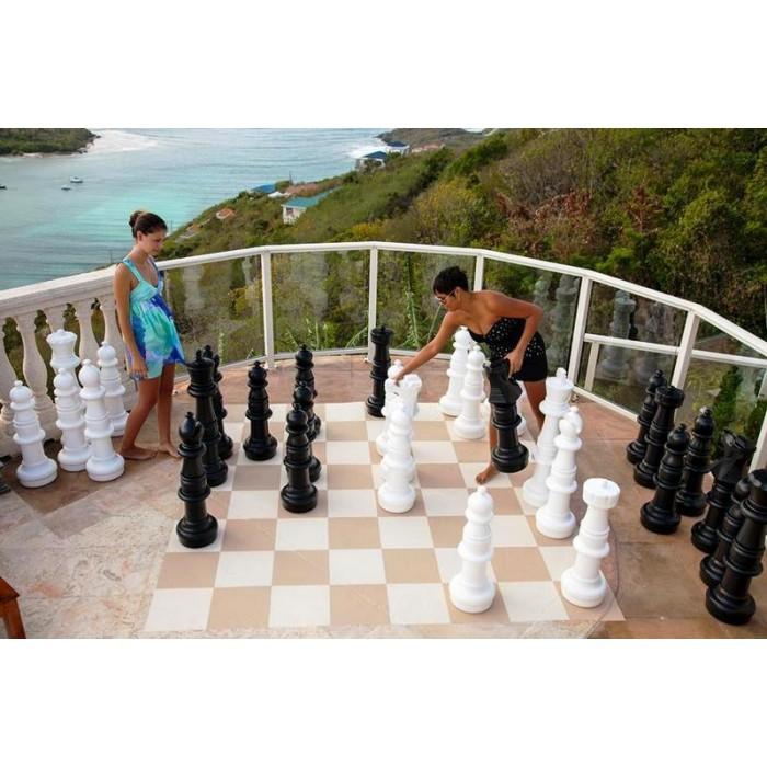 Гигантские садовые шахматы СШ-36. Король 915 мм