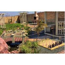 Подарочные шахматы СШ-8.Король 206 мм