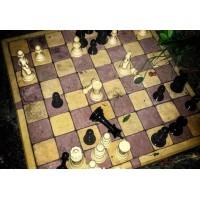 Подарункові шахмати СШ-8.Король 206 мм