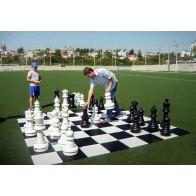Шахове поле (3м х 3м) збірне велике (пластикове)