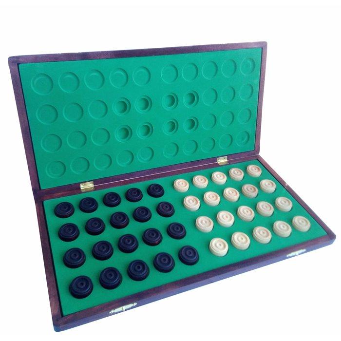 Шашки на 100 клітинок Gniadek g-028