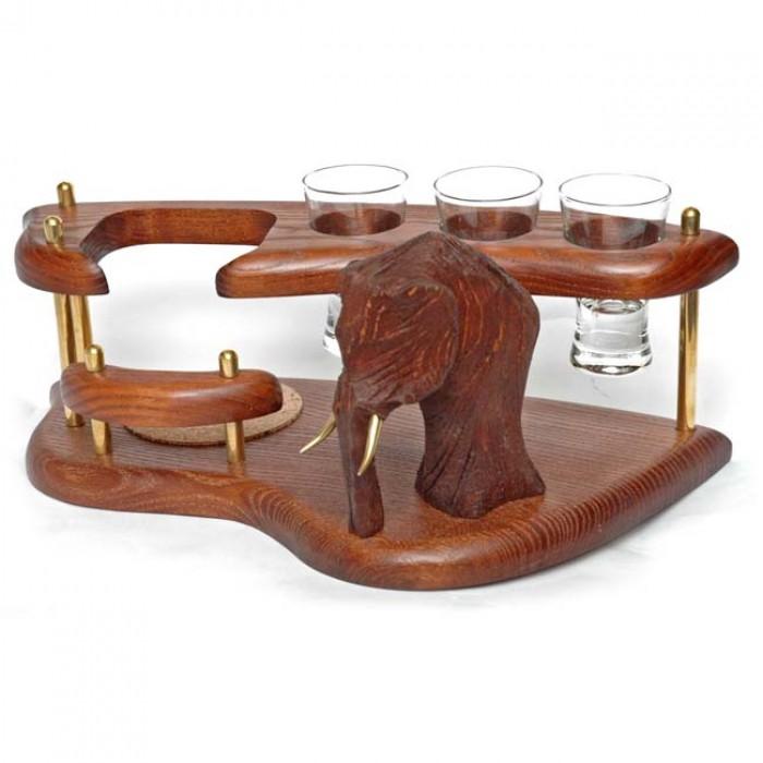 Мини-бар водочный Мамонт