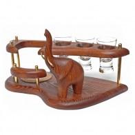 Мини-бар водочный Слон трубящий