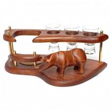 Міні-бар горілчаний Носоріг