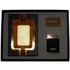 """Деловой набор 2в1 """"Honest"""" 3238 Gold"""