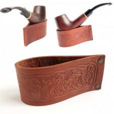 Підставка для трубки(люльки) Шкіряне Кільце