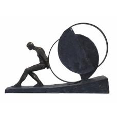 Статуетка бронзова До кінця, ITALFAMA, SR44422