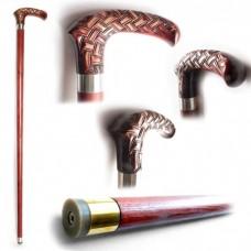 Тростина ручної роботи Плетена td71050-05