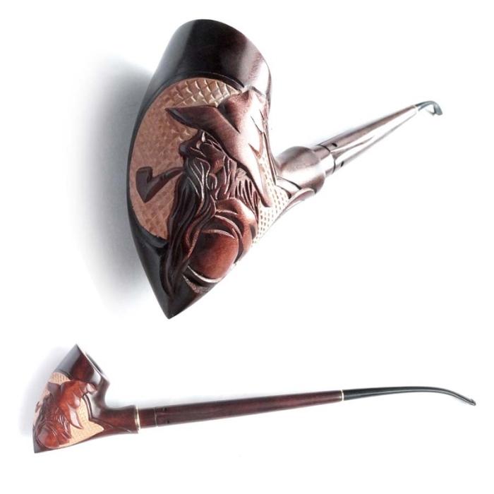 Трубка курительная Толкиен (Гэндальф)