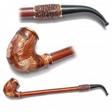 Трубка курительная  Гусар 2 (Беркут)