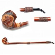 Трубка для куріння Оріон (Лев грива)