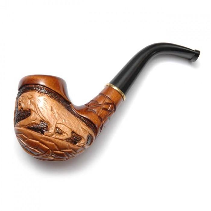 Трубка курительная  Сказка (Пантера)