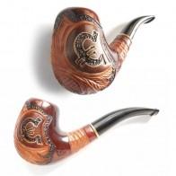 Трубка курительная  Сказка (Евро инкрустированный)
