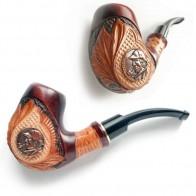 Трубка курительная  Сказка (Шерлок Холмс металл)