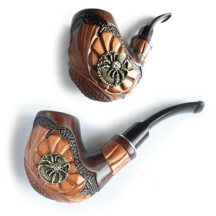 Трубка для куріння Казка (Паук метал)