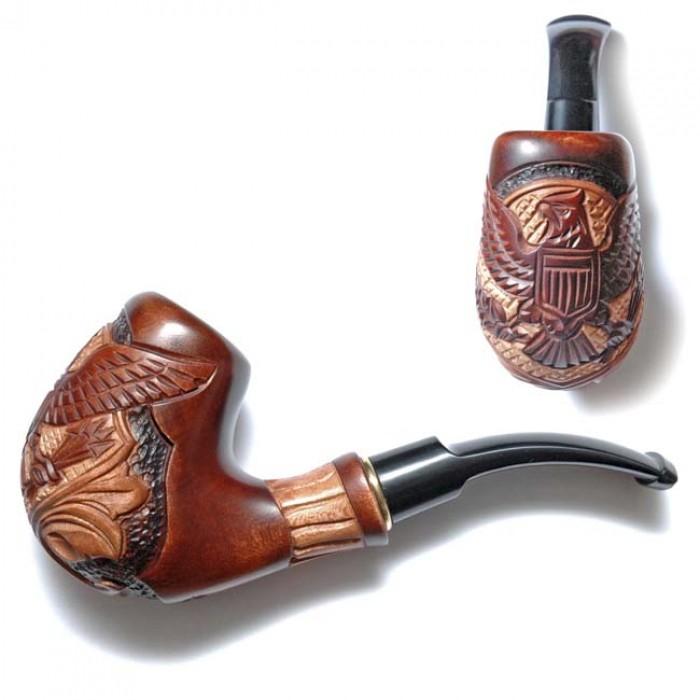 Трубка для куріння Казка (Американский орел)