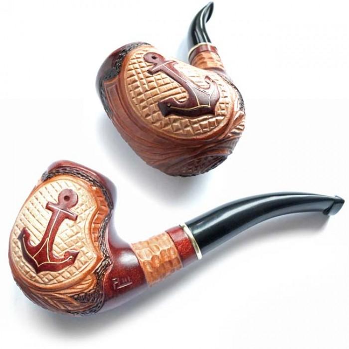 Трубка курительная  Сказка (Якорь комбинированый)
