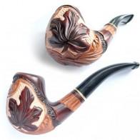 Трубка для куріння Казка (Кленовий листок)