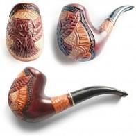 Трубка курительная  Сказка (Сова)