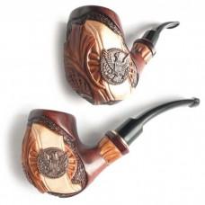 Трубка курительная Сказка (Американский орел металл)