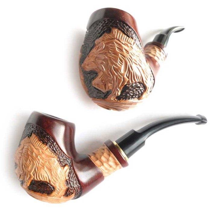 Трубка курительная Сказка (Кабан)