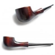 Трубка для куріння Хвилинка прямий мундштук