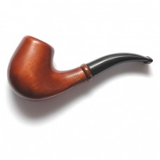 Трубка для курения Бент - декор