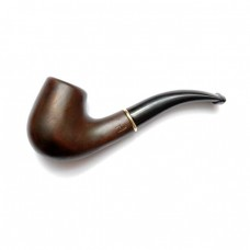 Трубка для курения Бент мини с кольцом