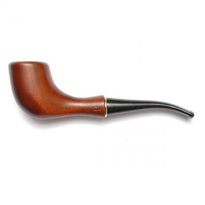 Трубка курительная Рожок