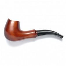 Трубка курительная Седло - декор