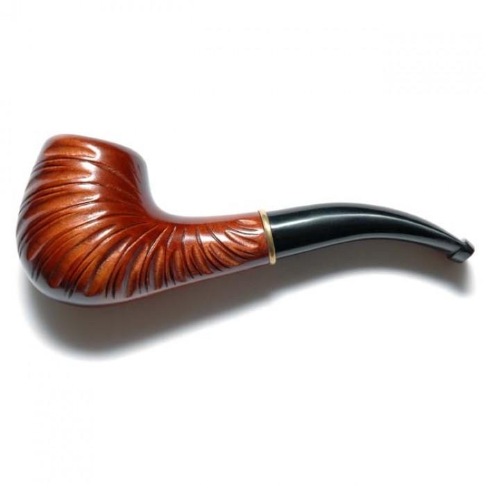 Трубка курительная Ракушка