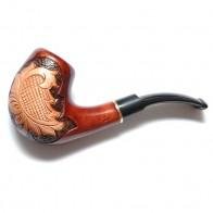 Трубка курительная Подсолнух