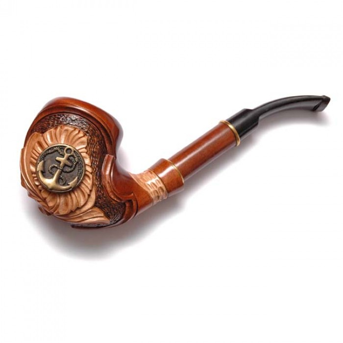 Трубка для куріння Супер (Якір метал)