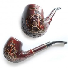 Трубка для куріння Супер (Корабель інкрустований)