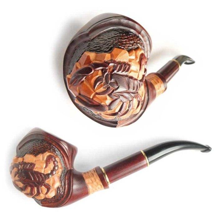 Трубка курительная Супер (Скорпион)
